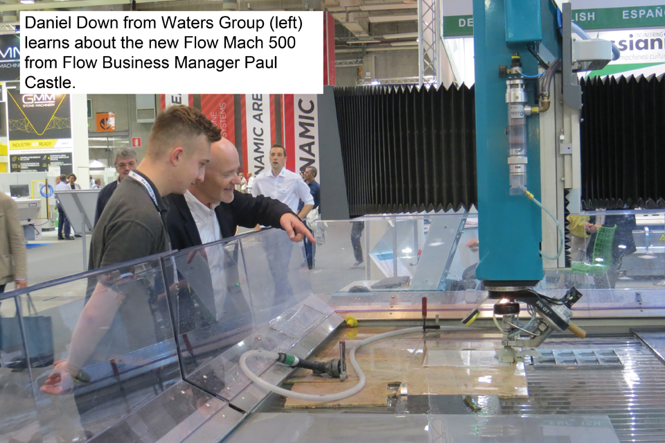 Waterjets & Robots : It's neither a dream nor a nightmare, but the