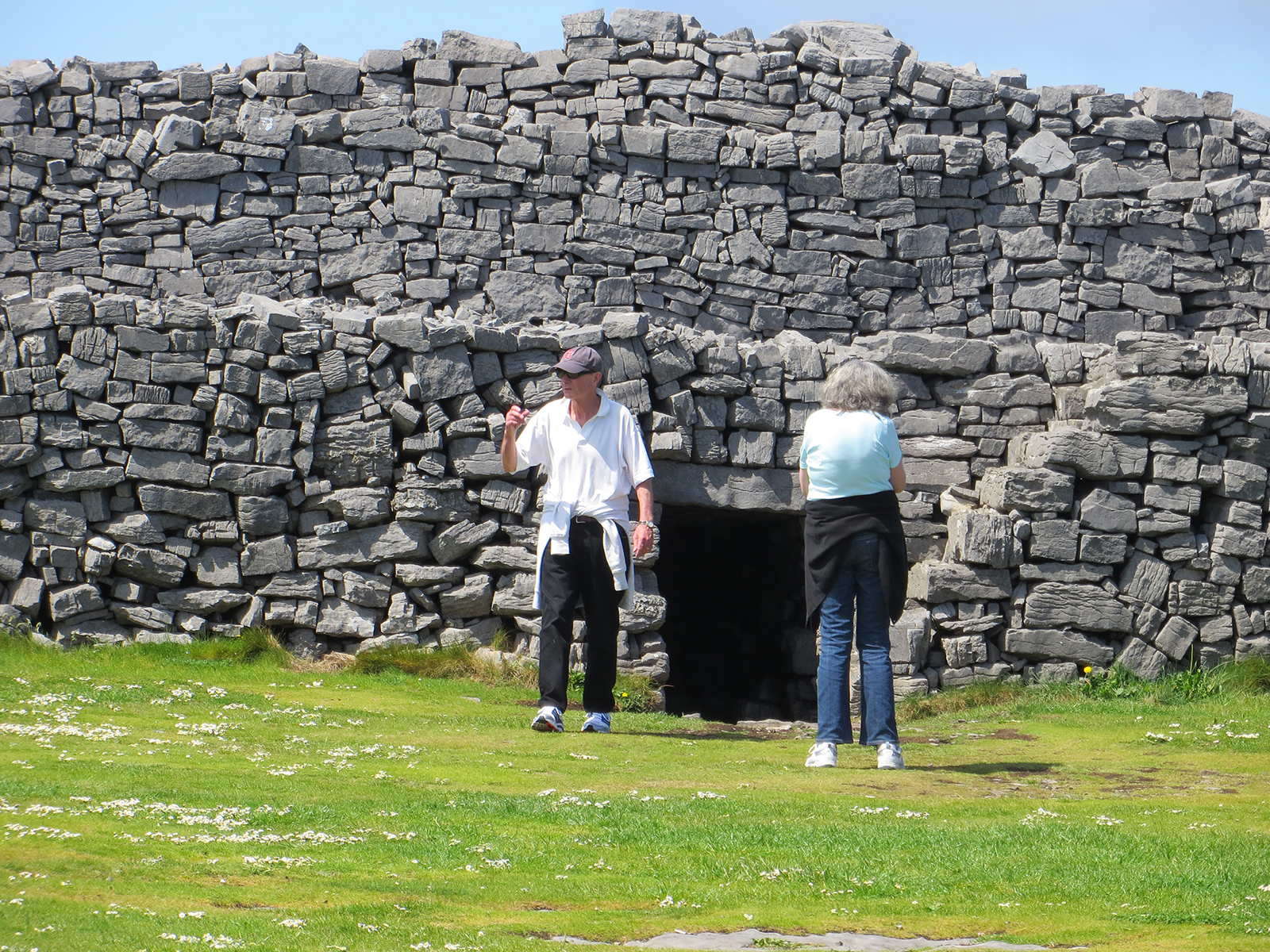 Ireland classifies its dry stone buildings as Intangible Cultural Heritage