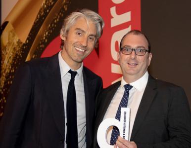Designer Kitchen & Bathroom Gold Award