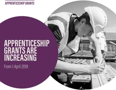 Apprenticeship grants