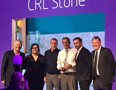 CRL Stone Award