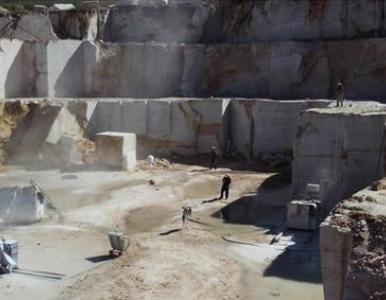 Fox Marble quarry