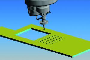 Alphacam waterjet cutting is easier