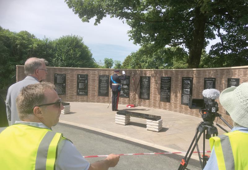 Stevenson Memorials