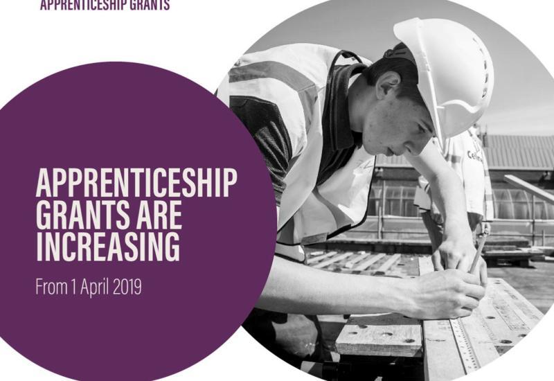 Apprenticeship grants