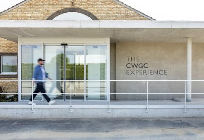 CWGC new visitor centre in France