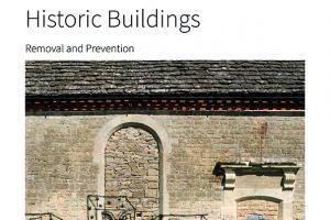 Historic England advice on graffiti removal