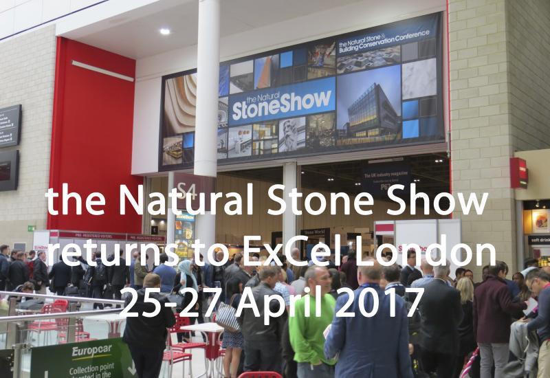 Stone Show London