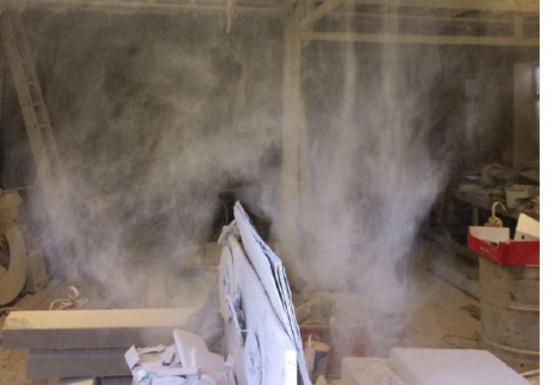GO Stonemasonry dust