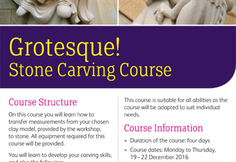 Carving course
