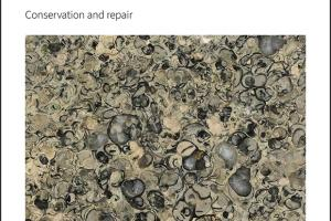 Purbeck Marble: Conservation and Repair