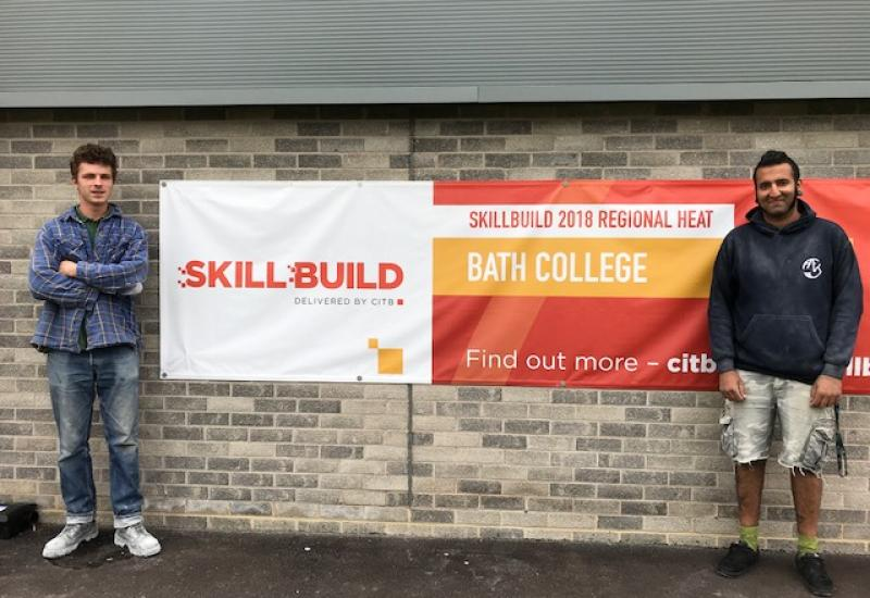 SkillBuild Bath winners