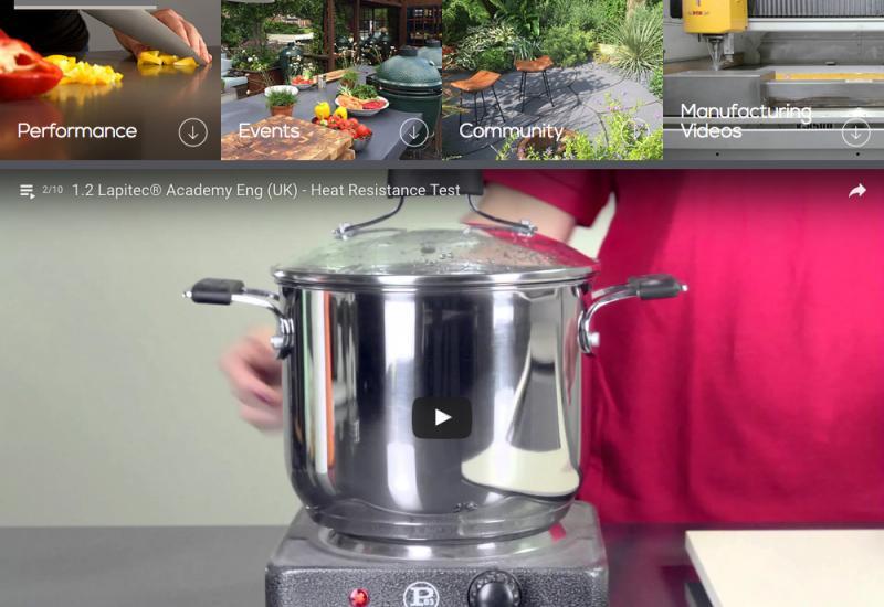 Lapitec videos