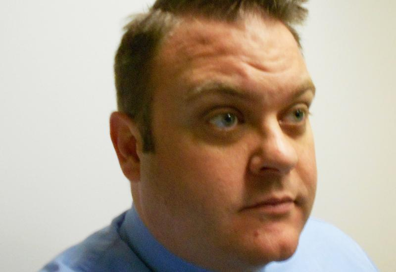 Mark Priestman