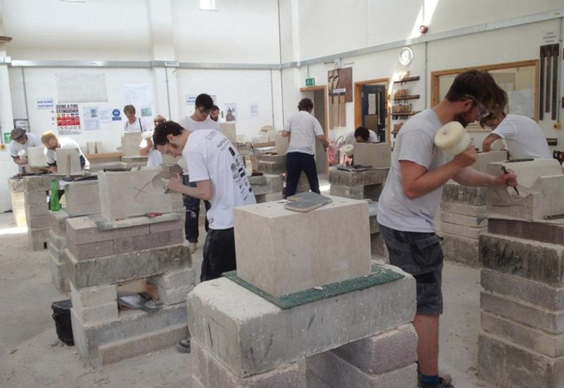 Masonry Skills competition