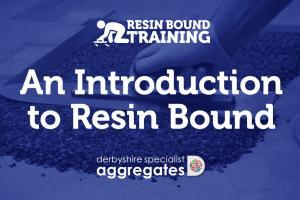 Resin-bound training