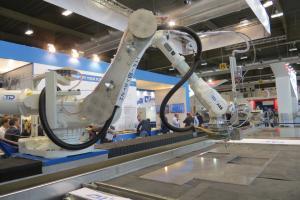 Rotherham's T&D robots