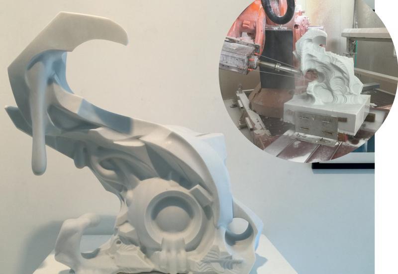 Digital carving