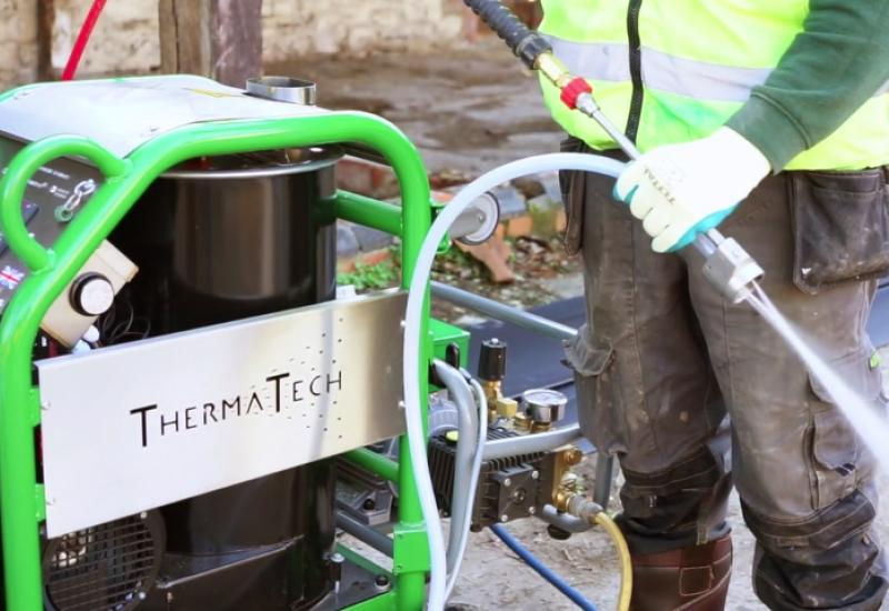 ThermaTech with abrasive