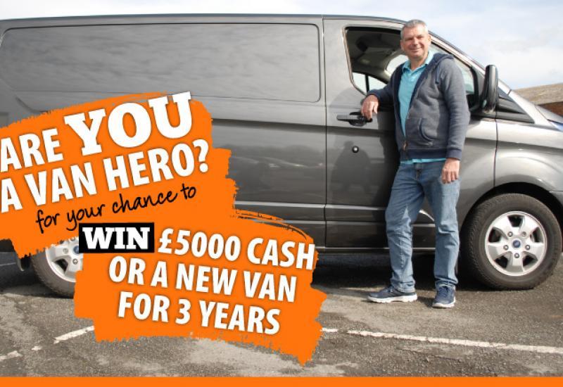 Van Hero contest