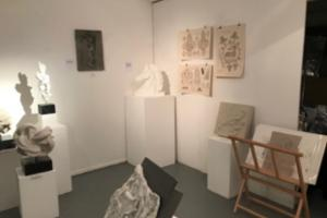 Exhibition of stone carving 2019