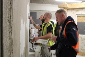 External Walling Insulation