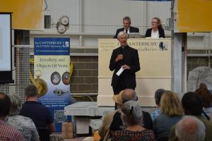 Canterbury Cathedral auction