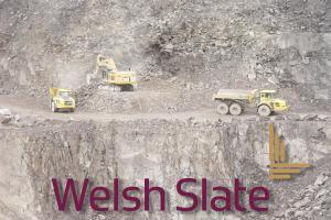Welsh Slate logo