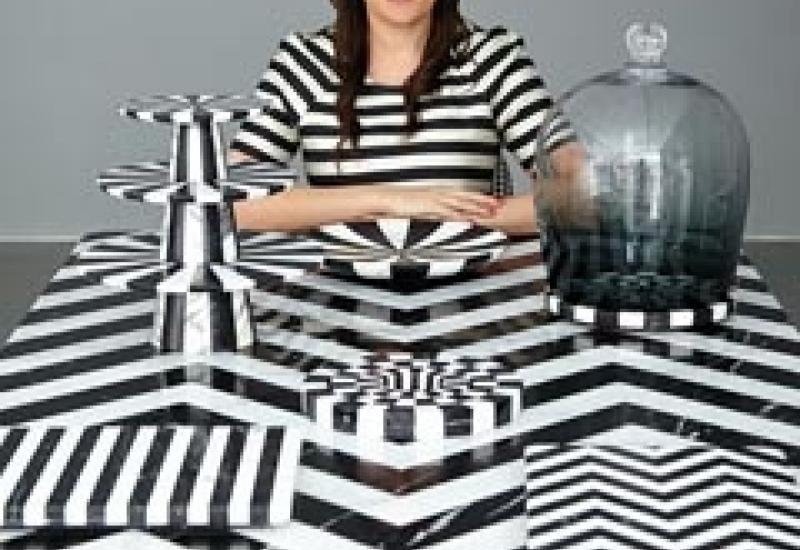 Elle's Best Britihs Designer – Bethan Gray.