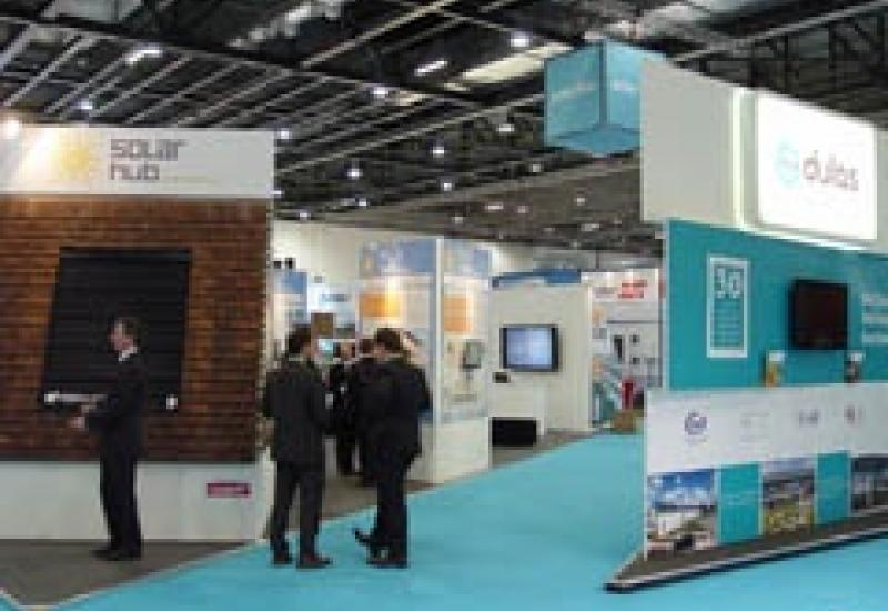 EcoBuild is back at ExCeL London 4-6 March, when DECC will explain the Renewable Heat Initiative.