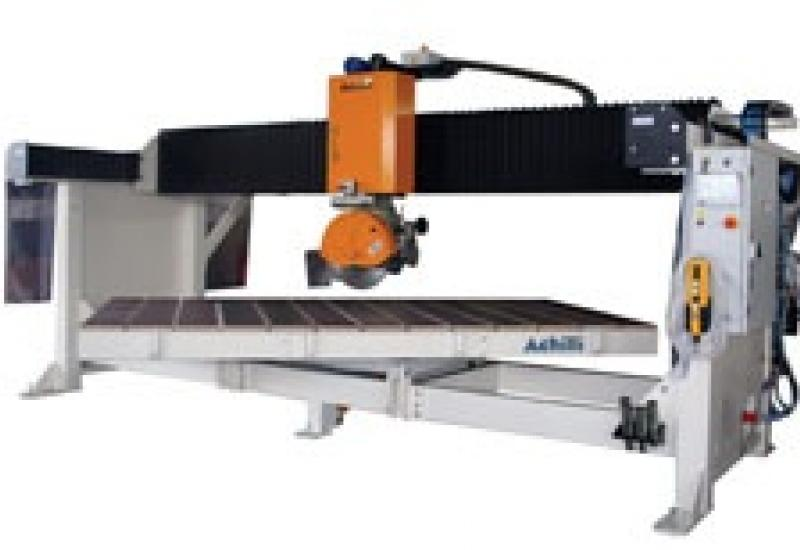 The Achilli block saw from D Zambelis made for the British and Irish markets.
