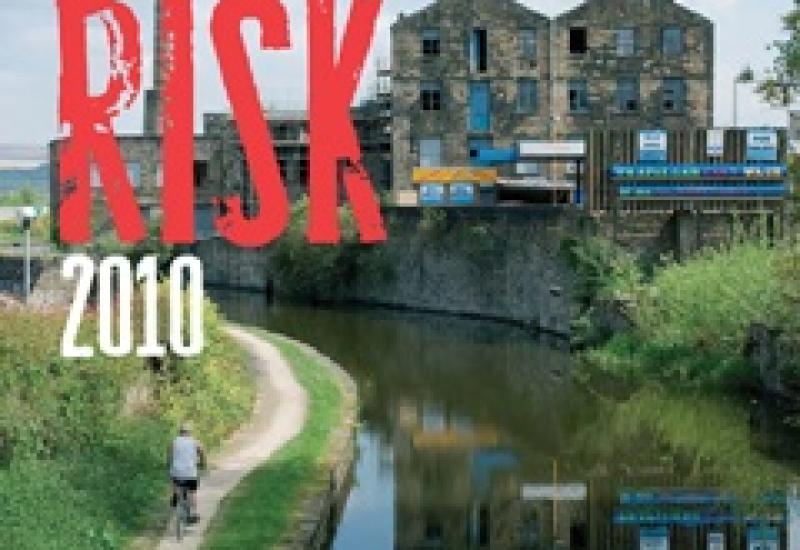 The English Heritage 'At Risk' report published this month (July).