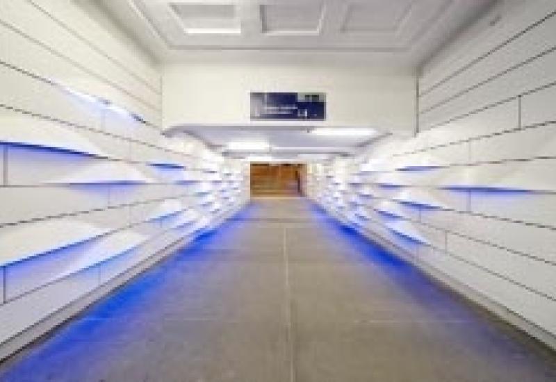 Hi-Macs goes underground in Germany.