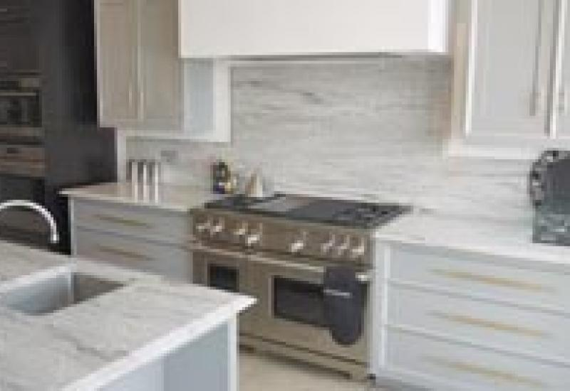 Snowflake, one of the new stones available exclusively from wholesaler International Stones.