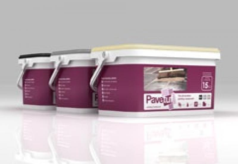 The new Pavetuf Jointing Compound from Natural Paving Products.