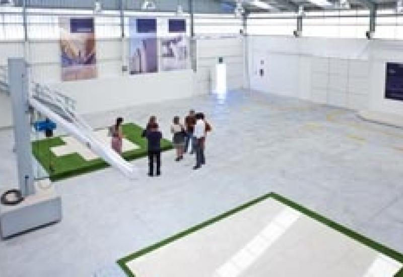 The new Major Projects Centre at Levantina in Spain.