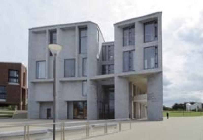 The Stirling Prize contender at Limerick University.