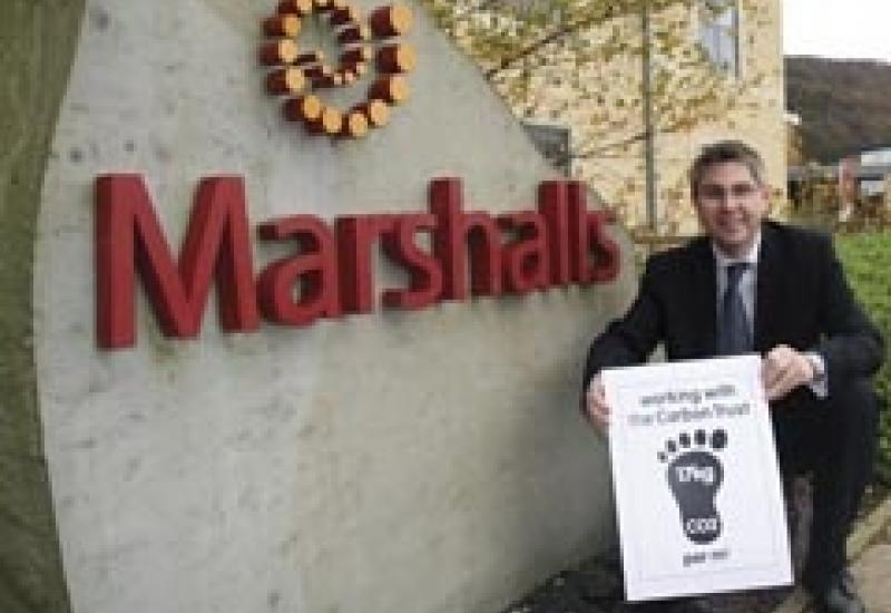 Marshalls' sustainability champion Chris Harrop is to head the United Nation's Global Compact network in the UK.