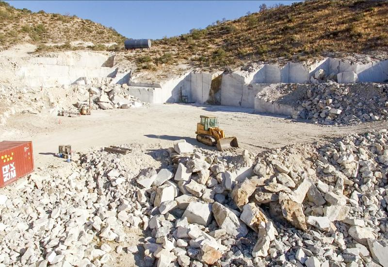 Arizona marble quarry