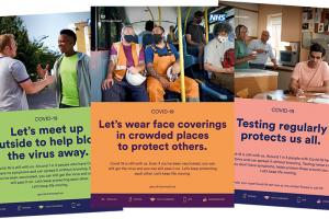 NHE workplace posters