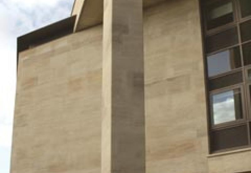 Putney & Wood's Fletcher Bank stonework is gaining widespread recognition.
