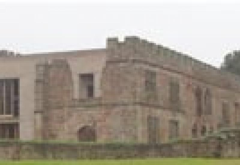 William Anelay's work on the Stirling Prize-winning Astley Castle.