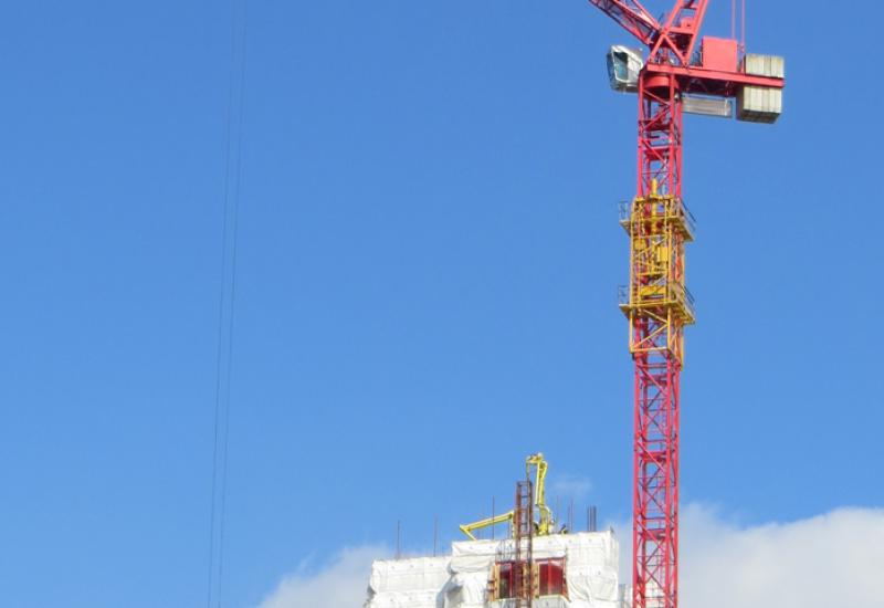 Tower crane safety