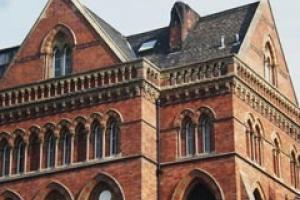 Geroge Gilbert Scott's Leeds General Infirmary where William Anelay have used cementitious socks to tie the masonry together.
