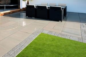 One of the projects entered in Bretts' Approved Installer Awards. This is from Woods Paving.