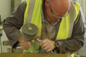 The new English Heritage will have its own team of in-house stonemasons.