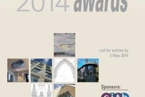 The Stone Federation Stone Awards are open to everyone involved in building in stone.
