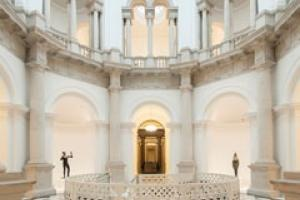 Tate Britain with its Agglotech terrazzo laid by stone specialist Szerelmey.