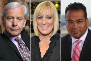 Famous faces leading the seminars during Construction Week at the NEC, 6-11 October.
