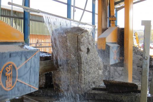 Report: Machinery for the stone industry | Stone Specialist